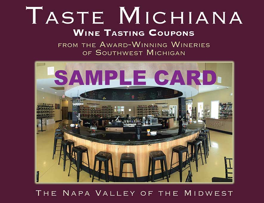 Taste Michiana Wine Tasting Coupons