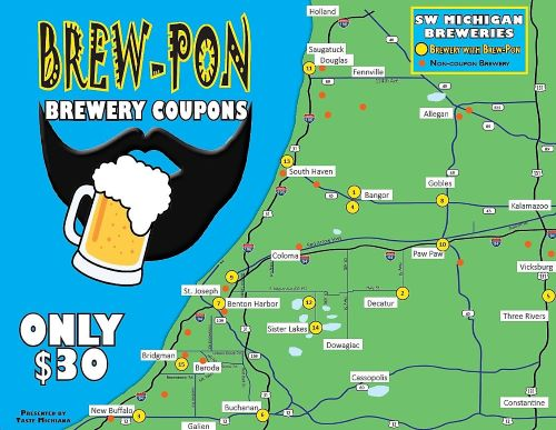 Brew-Pon Brewery Coupons